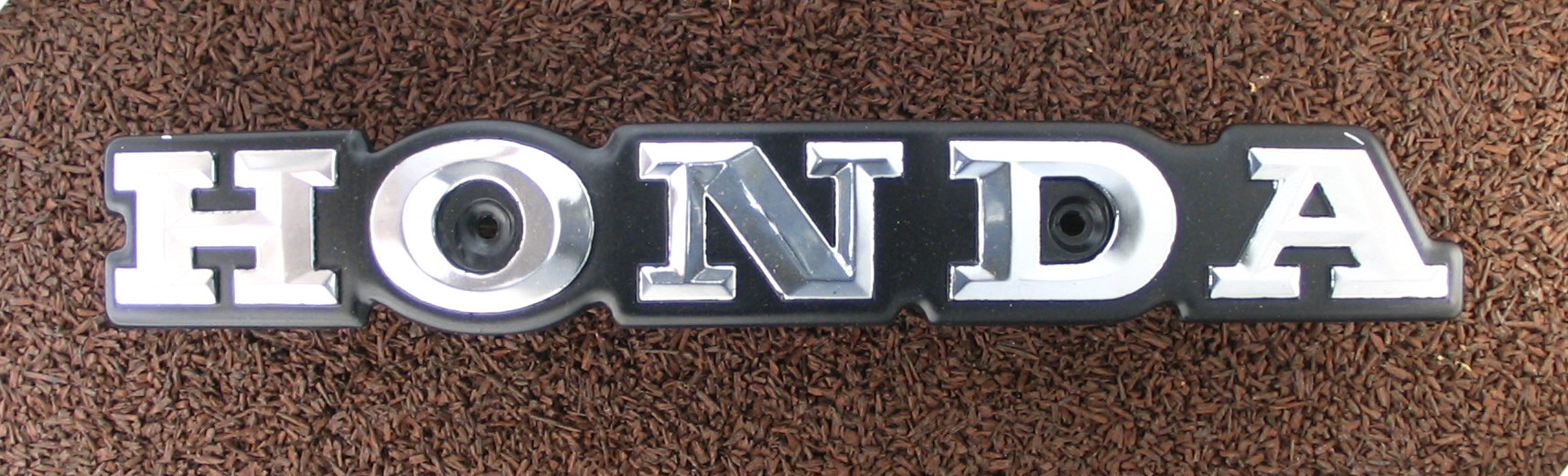 HONDA CX500 /'78 BADGE /'83  SIDE COVER EMBLEM